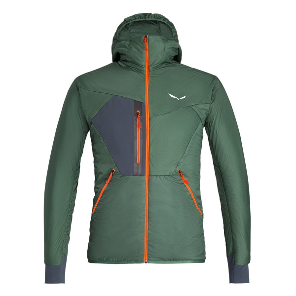 Salewa M PEDROC HYBRID ALPINE WOOL PERFORM POLARLITE JACKET, Malta