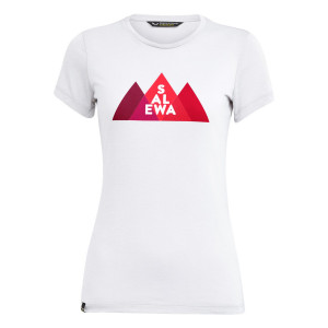 Salewa Damen Sunrise DRI Release T Shirt white 34 kaufen im