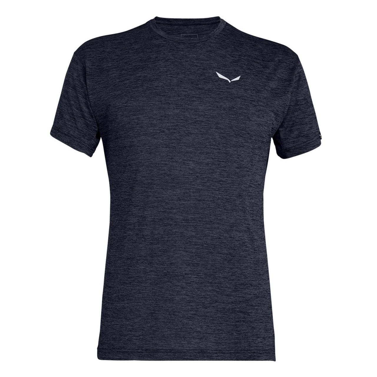 SALEWA Puez Melange Dry M S//S tee Camiseta Hombre