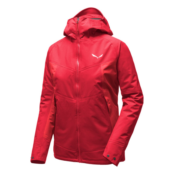 Puez 2 Powertex 3 Layers Hardshell Damen Jacke