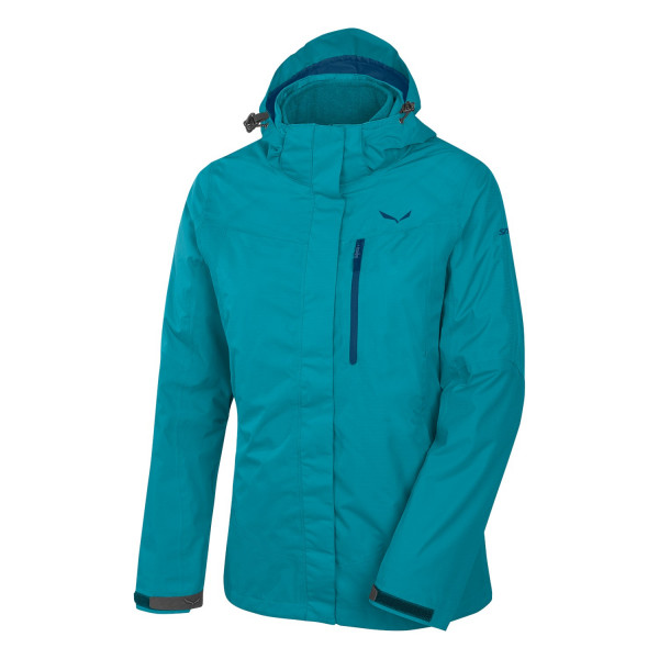 Gea 2 Powertex Primaloft 2 Layers Women S Jacket Salewa International