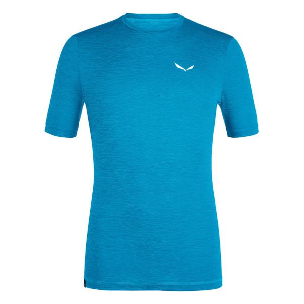 SALEWA Puez Melange Dry M L//S tee Camiseta Hombre