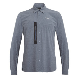 Puez Hybrid Dry Long-Sleeve Men's Shirt