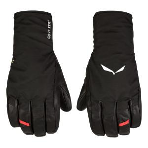 Salewa Sesvenna Windstopper Grip Gloves Black White