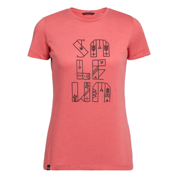 Typo Graphic Drirelease® Shortsleeve Women´s Tee