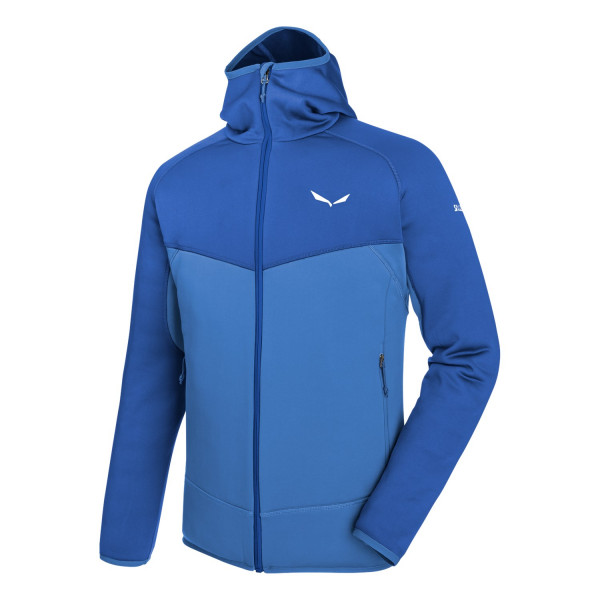 Puez 3 Polarlite Full Zip Men's Hooded Jacket