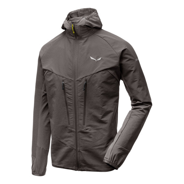salewa softshell athletic fit jacke