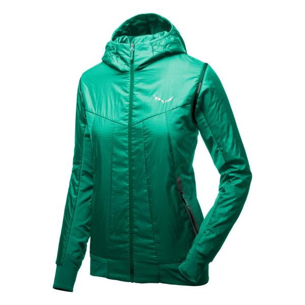 Pedroc Hybrid Polartec® Alpha® 21 Softshell Damen Jacke