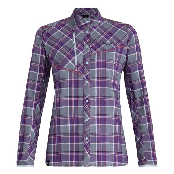 Salewa Fanes Flannel 2 camicia a maniche lunghe donna |