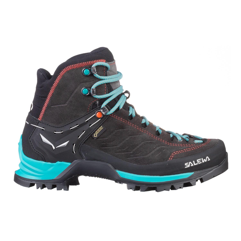 Salewa MS Hike Trainer Mid GTX Wanderschuh Herren grau Wanderschuhe Schuhe
