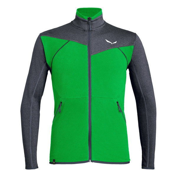 Puez Hybrid Polarlite Herren Full Zip Fleece