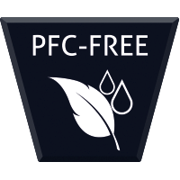 SOFT BRUSHED INNER FACE / DURABLE WATER REPELLENT - PFC FREE