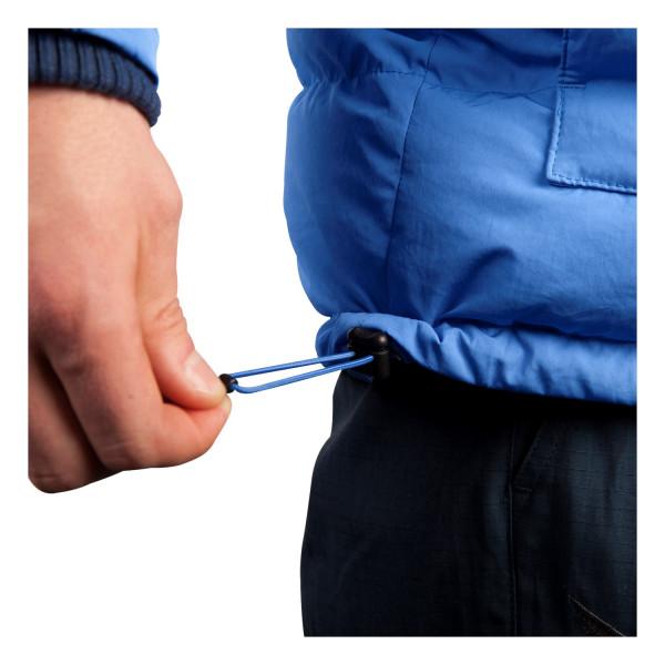 Vêtements homme Doudounes Salewa Puez Bering Bleu Achat