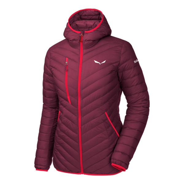 official photos 07753 85052 Ortles Light Daunen Hooded Damen Jacke
