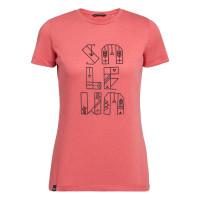 Typo Graphic Drirelease® Shortsleeve Women´s Tee