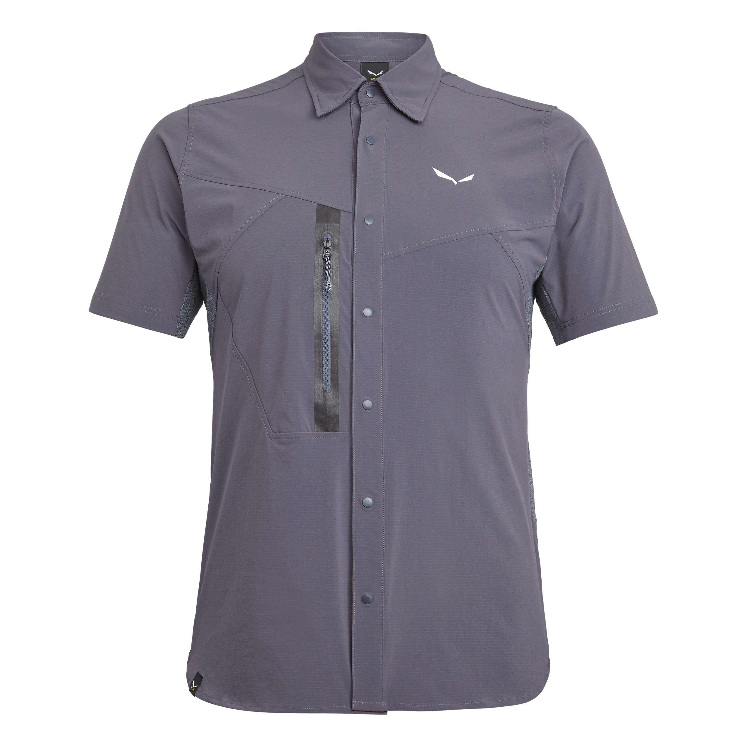 huge selection of 21aa7 4ae74 Puez Hybrid Dry Short-Sleeve Men's Shirt
