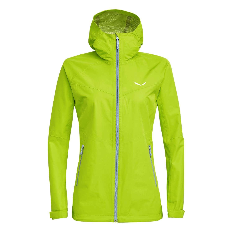 Aqua 3 Taille Fabricant : 42//36 PTX W JKT Veste de Protection Femme Black out//0730 FR : S Salewa PUEZ
