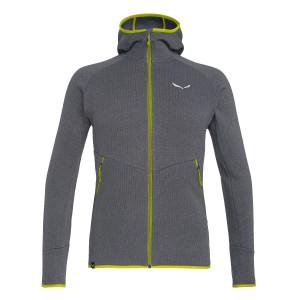Puez Herringbone Polarlite Full-Zip Men's Fleece