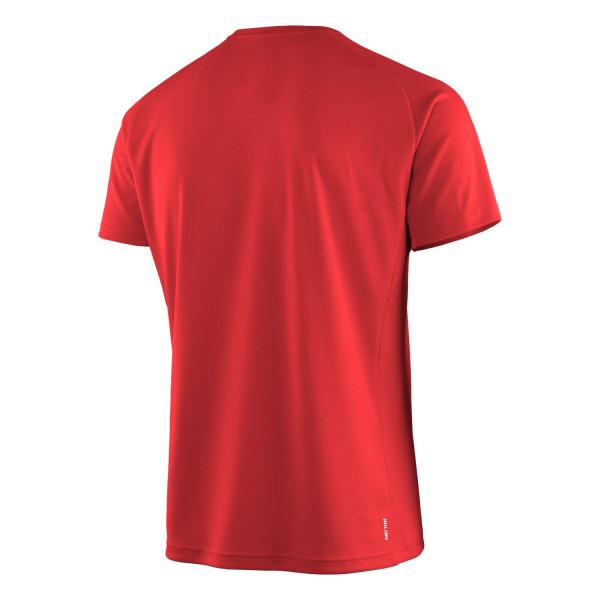 Salewa Mens Solidlogo Dry M S//S T-Shirt
