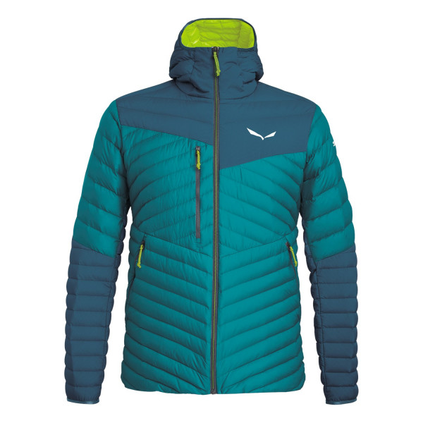 Salewa Ortles Light 2 Dwn Jacket Vêtements Homme Vestes Bleu