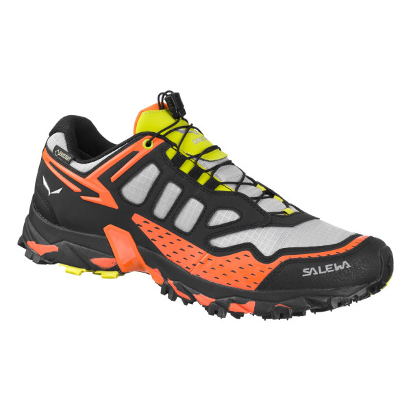 Salewa Chaussures  Ws Ultra Train Black Out Noir - Livraison Gratuite avec  - Chaussures Chaussures-de-running Femme